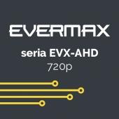Kamera AHD 720p Monitoring wysokiej rozdzielczości w tradycyjnej strukturze kablowej. Seria AHD-100