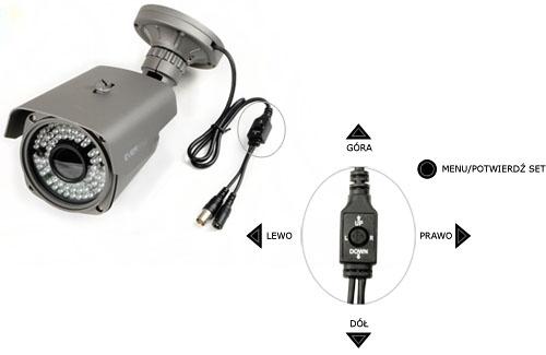 Nowe modele kamer: EVX-C714IR, EVX-C713IR oraz EVX-C613IR