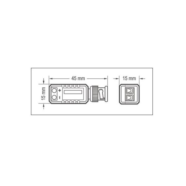 Transformator EVX-T100/1 EVERMAX