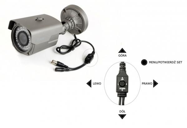 EVX-C713IR Kamera EVERMAX