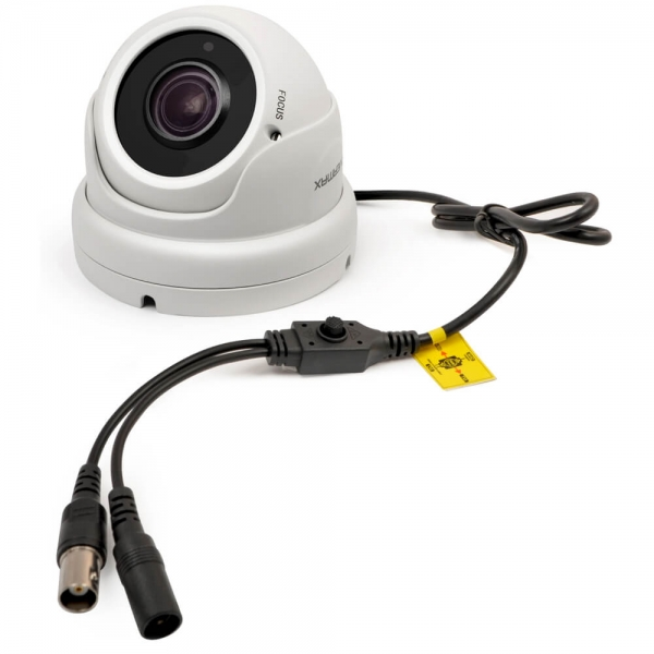 Kamera EVX-FHD502IR-W EVERMAX - joystick OSD