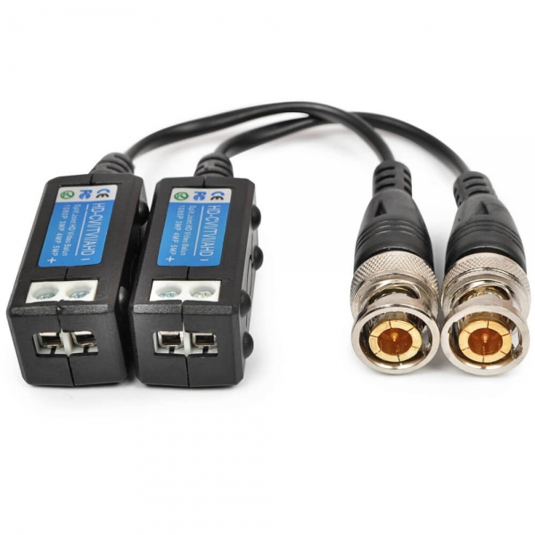 Transormator pasywny EVXT503-AHD EVERMAX 5.0 Mpx - zaciski kablowe